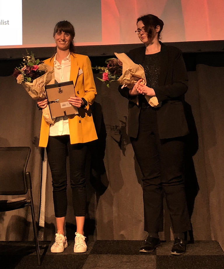 Winners VW Scholarship 2018